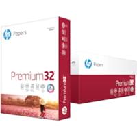 HP Premium32 Laser Paper, White, Letter-Size (8 1/2