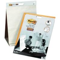 Tablette de feuilles autocollantes, format chevalet de bureau Post-it