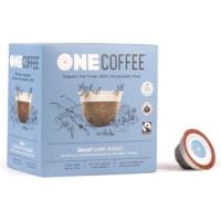 One Coffee Single-Serve Coffee Pods, Decaffeinated, 18/BX