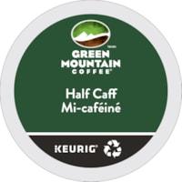 Dosettes K-Cup de café Green Mountain, mi-caféiné, boîte de 24