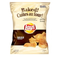 Baked! Snack Chips, Lay's Bar-B-Q, 32 g, 40/CT