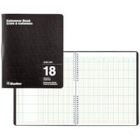 Blueline 767 Series Double-Format Columnar Book