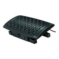 Fellowes Climate Control Footrest With Microban Antimicrobial Protection