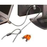 Kensington Microsaver Keyed Twin Head Laptop Lock