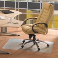 Sous-chaise écologique 36 po x 48 po pour planchers durs Floortex