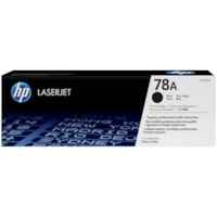 HP 78A Black Standard Yield Toner Cartridge (CE278A)