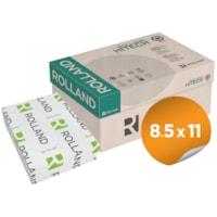 Rolland Hitech Laser Paper, HP Indigo 3 Star Certified, 24 lb., 8 1/2