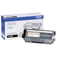 Brother Black High Yield Laser Toner Cartridge (TN450)