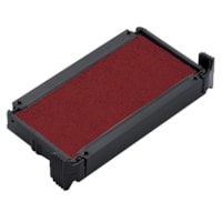 Trodat Replacement Red Ink Pads, 2/Pk