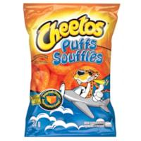 Cheetos Puffs Cheese Flavoured Snacks, 37 g, 40/CT