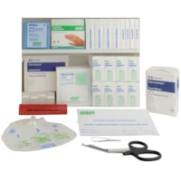 SAFECROSS Federal First Aid Kit Refill, Type C