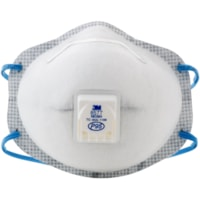 3M 8577 P95 Particulate Respirators with Cool Flow Exhalation Valve, 10/PK