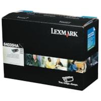Cartouche de toner à rendement élevé Lexmark T640, T642, T644 (64035HA), noir