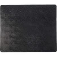 Tapis antistatique à crampons pour tapis à poils courts Deflecto, rectangulaire, noir, 46 po x 60 po (CM11442FBLK)