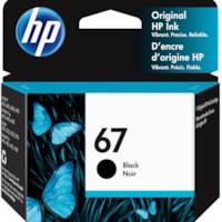 HP 67 Standard Yield Ink Cartridge (3YM56AN)