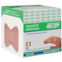 Pansements en tissu robuste pour le bout des doigts SAFECROSS