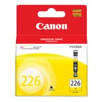 Cartouche à jet d'encre à rendement standard Canon 226 (4549B001), jaune