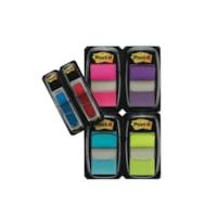 Languettes adhésives Post-it en emballage économique avec languettes avec flèche en prime, 1 po x 1 7/10 po et 1/2 po x 1 3/4 po, emb. de 248