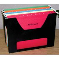 Fellowes Black Desktopper File