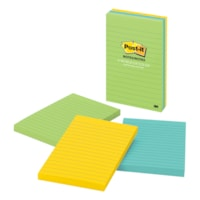 Post-it Notes in Jaipur Colour Collection, Lined, 4