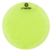 Tamis pour urinoir antiéclaboussures AirWorks, parfum de concombre et melon, boîte de 10