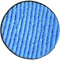 Tampons de nettoyage en microfibre pour autorécureuse SuperCourt Diversey, bleu, 13 po, caisse de 6