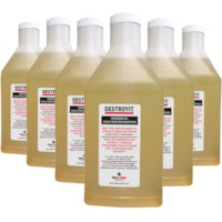 Huile pour déchiqueteuse à formule spéciale DestroyIt Ideal-MBM, 946 ml, caisse de 6