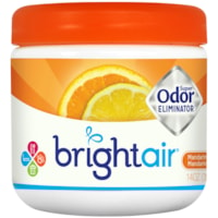 Désodorisant Super Odor Eliminator Bright Air, parfum mandarine et citron frais, 395 g