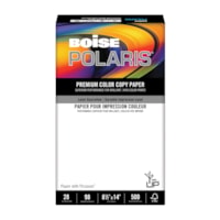 Boise Polaris Premium Colour Copy Paper, FSC Certified, 28 lb., 8 1/2