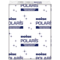 Boise Polaris Premium Multi-Purpose Paper, FSC Certified, 24 lb., 8 1/2