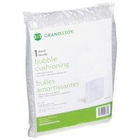 Grand & Toy Bubble Wrap Cushioning, 36