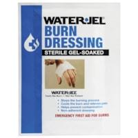 Water-Jel Sterile Gel-Soaked Burn Dressing, 4