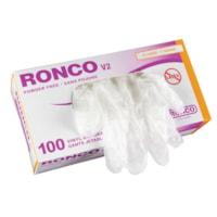 Gants jetables en vinyle V2 Ronco