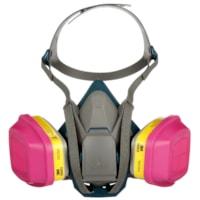 3M Cool Flow P100 Multi-Purpose Particulate Respirator, Reusable, Grey
