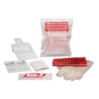 Safecross First Aid Biohazard Clean-Up Spill Kit