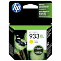 HP 933XL Yellow High Yield Original Ink Cartridge (CN056AN)