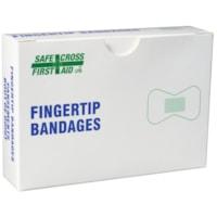 SAFECROSS Heavyweight Fabric Fingertip Bandages