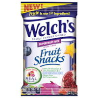Welch's Fruit Snacks, Superfruit Mix, 60 g, 48/CT