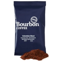 Bourbon Columbian Blend Ground Coffee, 42/CT