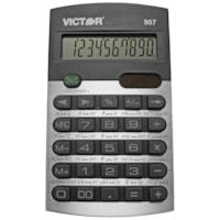Calculatrice portative avec conversion au système métrique à 10 chiffres Victor