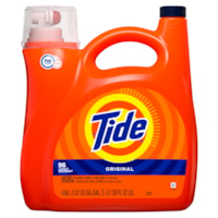 Tide High Efficiency (HE) Turbo Clean Liquid Laundry Detergent, 4.08 L (96 Loads)
