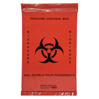 SAFECROSS Infectious Waste Disposal Bags