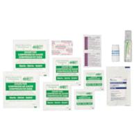 SAFECROSS First Aid Refill Packs, Medium-Sized Cuts/Scratches