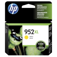 HP 952XL Yellow High Yield Ink Cartridge (L0S67AN)