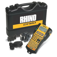 Ensemble étiqueteuse portative professionnelle 5200 Rhino DYMO