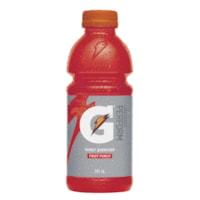 Gatorade Perform Thirst Quencher Drinks, Fruit Punch, 591 mL, 12/CT