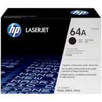 HP 64A Black Standard Yield Toner Cartridge (CC364A)