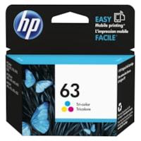 HP 63 Tri-Colour Standard Yield Ink Cartridge (F6U61AN)