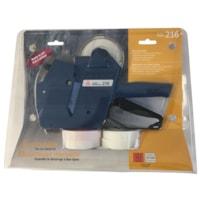 Avery Dennison Model 216 2-Line Mechanical Handheld Labeler Starter Kit