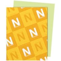 Papier Astrobrights Neenah, vert Vulcan, format lettre, certifié FSC et Green Seal, 24 lb, rame